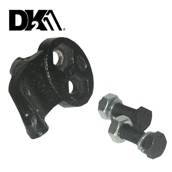 DK2 Series left tooth with hardware